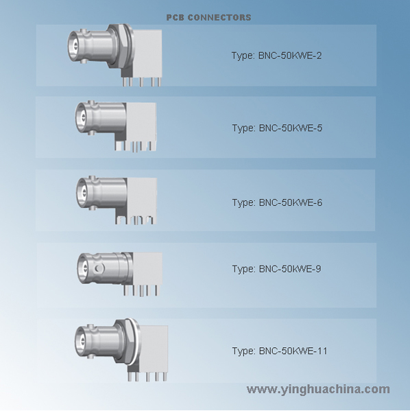 Coaxial Connector-Connectors - Electronic Components - Wire Assembly ...