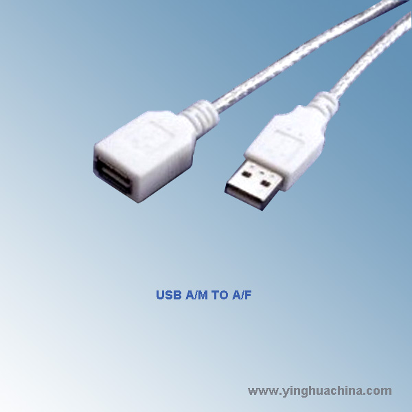 USB A/M TO A/F-Serial Ata Cable - USB Cable - IEEE1394 Cable ...